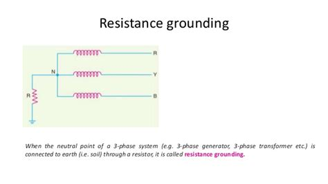 neutral grounding resistor purpose what is the purpose of neutral earthing resistor 28 images neutral grounding resistor ngrs