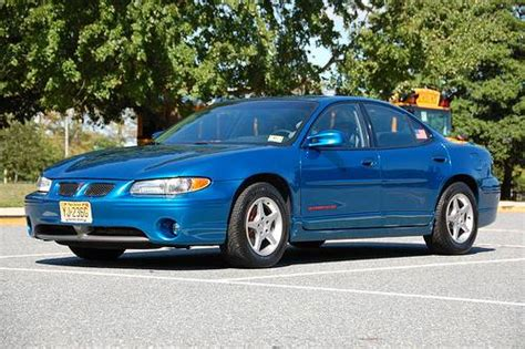 1999 Pontiac Grand Prix Gt Mpg by 1999 Pontiac Grand Prix Gt Sedan 3 8l V6 Auto