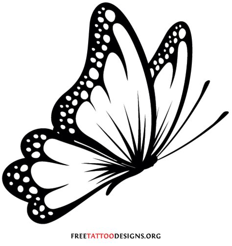 butterfly pattern black and white clipart black and white butterfly tattoo design tattoo ideas