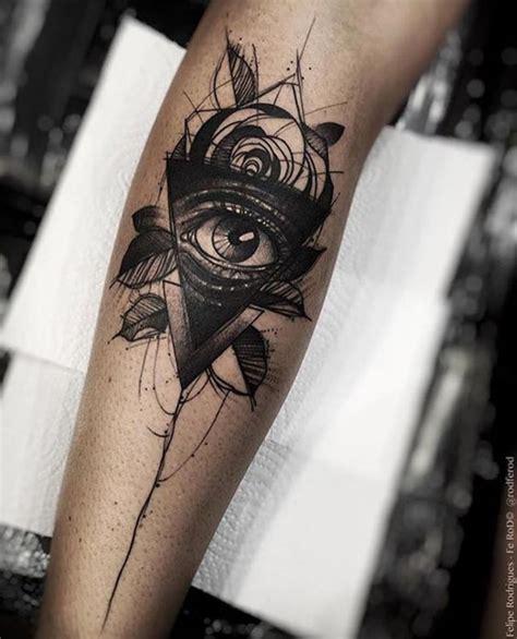illuminati sleeve tattoo designs mysterious illuminati designs for best