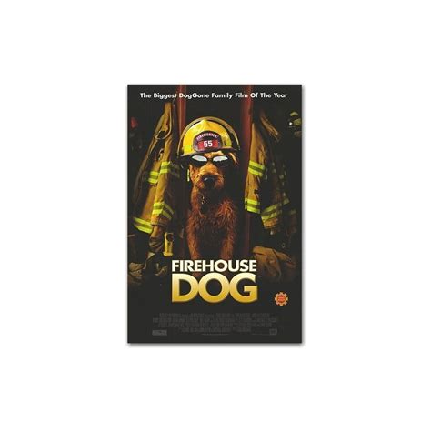 fire house dog cast firehouse dog 27 quot x 40 quot us poster cin 233 ma passion