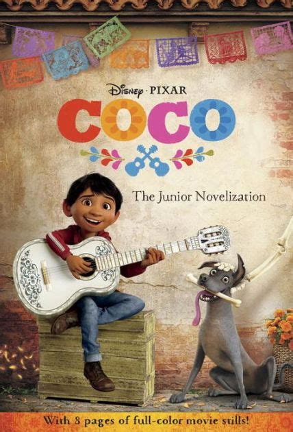 Koko Bordir Al Fajar V 2 coco the junior novelization disney pixar coco by