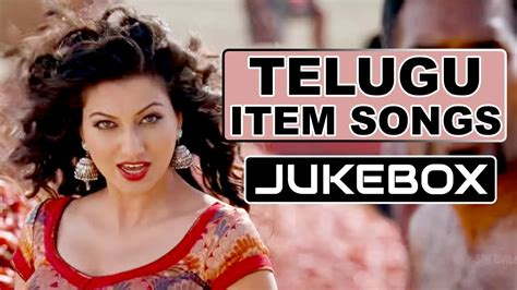 Telugu Item Songs | top 10 telugu item songs telugu dancing hits youtube