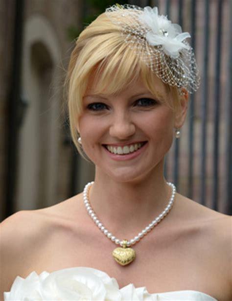 Brautfrisuren Kurze Haare Locken by Brautfrisuren F 252 R Kurze Haare Hochzeit