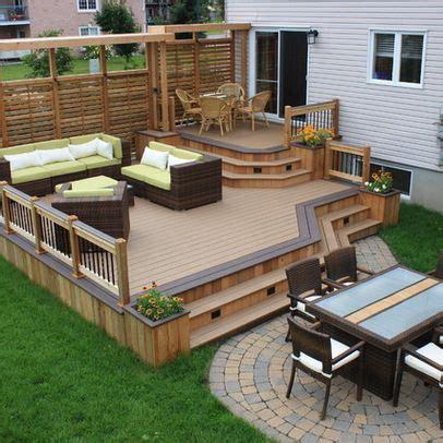 Wooden Patio Designs by Patio Design Ideas And Deck Unique Wood Plans Home