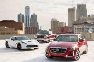 General Motors In 25 General Motors Cars Coming Your Way Soon