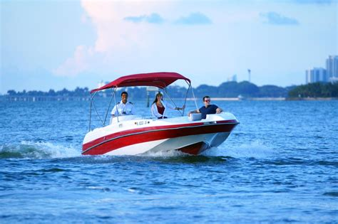boat rentals on miami beach north bay village boat rental sailo north bay village
