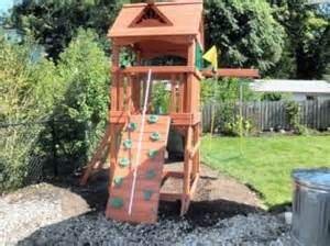 compact backyard playset 152 best images about forts playsets playhouses on