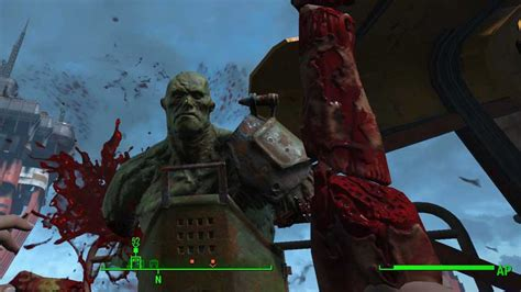 best fallout fallout 4 mod spotlight rip a s arm and beat him