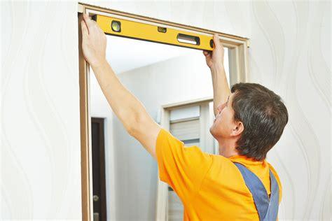 Hanging A Prehung Door by Door Store America