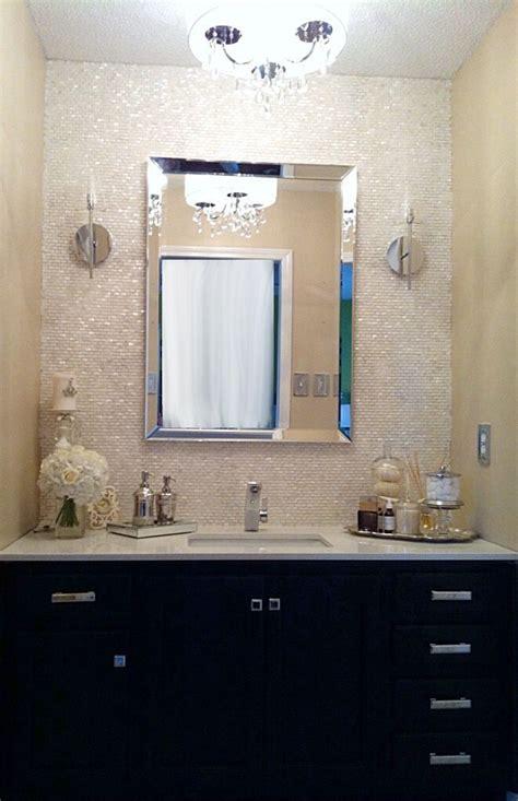 pearl bathroom tiles 25 best ideas about mother of pearl backsplash on