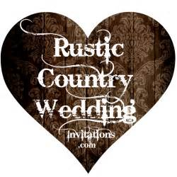 Rustic country wedding invitations rusticcountryweddinginvitations