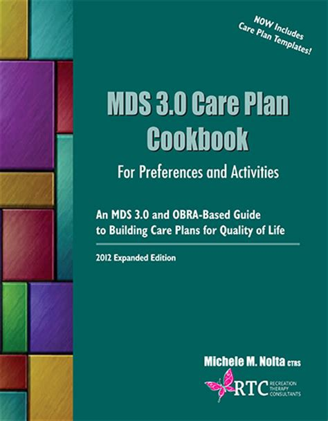 mds 3 0 section f buy resources recreation therapy consultants