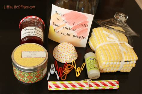 useful housewarming gifts housewarming gift in a jar littlelifeofmine com