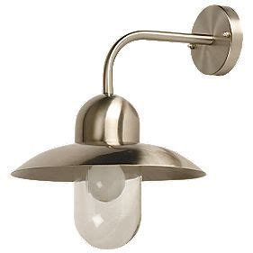 screwfix outdoor lighting station stainless steel circular hanging wall light 60w