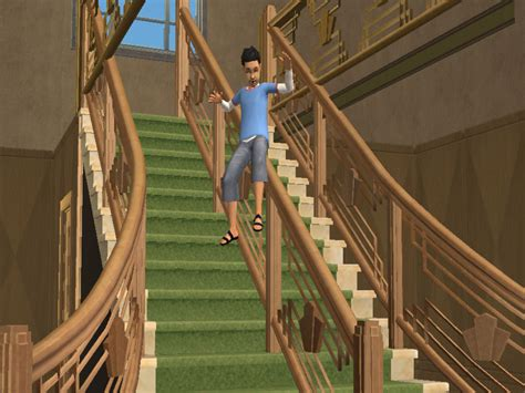 Sliding The Banister by Sliding The Banister 28 Images Playful Student Sliding Handrail On Stairway Stock The Sims