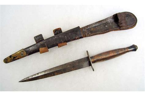 fairbairn sykes knives kill a with a ka bar knife gunsamerica digest