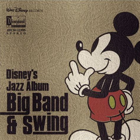 swing cd disney s jazz album big band swing various artists