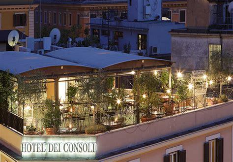 dei consoli hotel jardin suspendu sur les toits 224 rome economisez jusqu 224