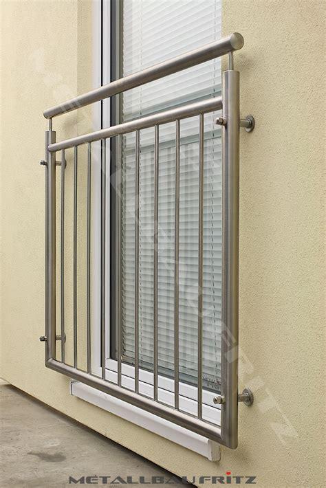 französischer balkon edelstahl franz 246 sischer balkon edelstahl fenstergitter franz