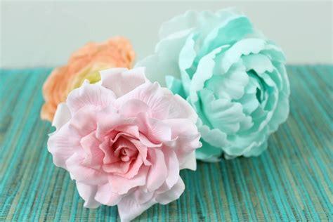 como hacer flores de azucar c 243 mo hacer pasta para flores de az 250 car receta profesional