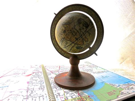 small desk globes small desk globe 6 mini spinning desk globe antique
