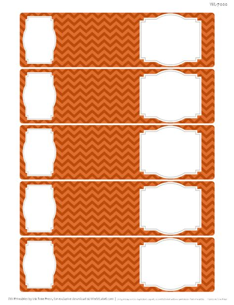 avery templates 612797 28 avery template 612797 chevron fever doc 680524 blank