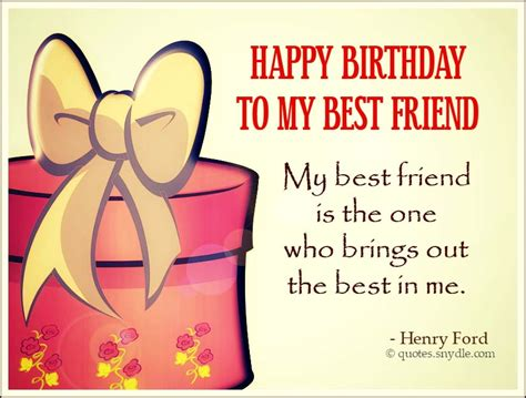 Birthday Quotes For Best Friends Best Friend Birthday Quotes Quotes And Sayings