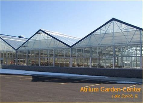 nexus greenhouse systems projects atrium garden center