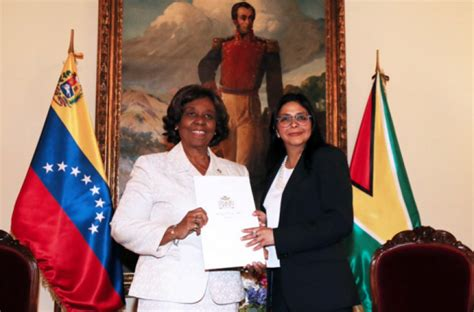 will the venezuelan state fail by carl meacham venezuela accepts credentials of guyanese ambassador