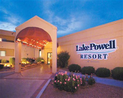 lake powell lodging