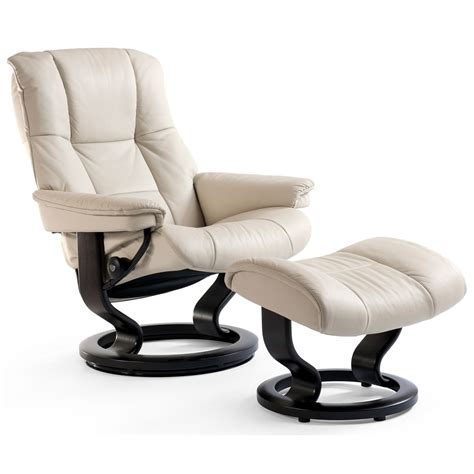 poltrone stressless stressless mayfair large recliner ottoman from 2 795 00