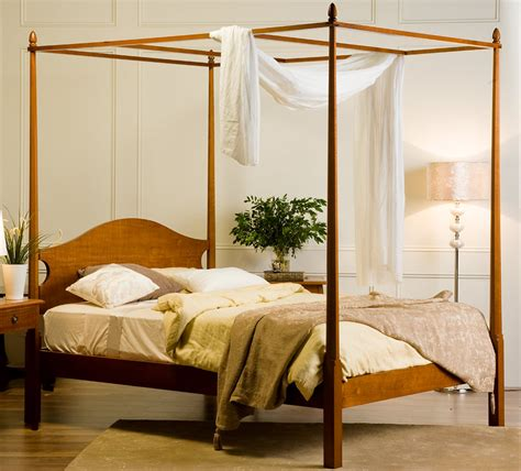 post bed pencil four poster bed lacewood furniture