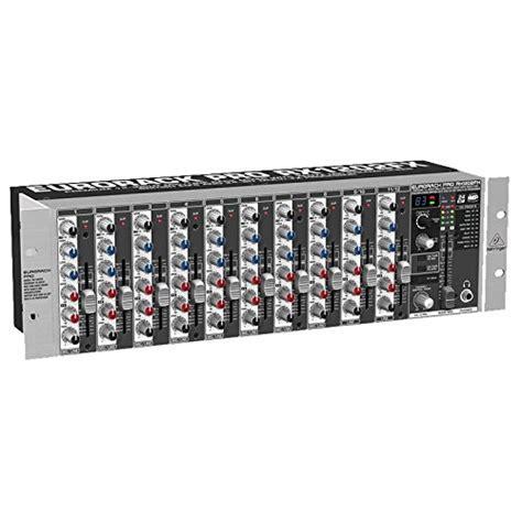 Behringer Rack by Behringer Rx1202fx Eurorack Pro 12 Input Mic Line Rack
