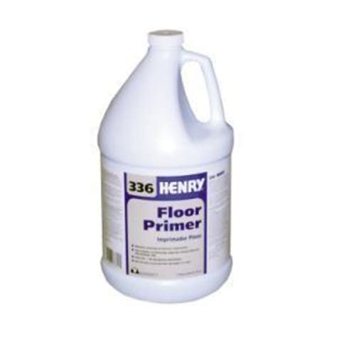 Floor Tile Primer by Henry 336 1 Gallon Bond Enhancer Self Stick Tile Primer