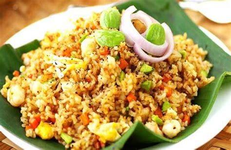cara buat nasi goreng ikan asin resep memasak nasi goreng ikan asin pete aneka resep