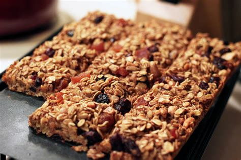 Top Granola Bars by Breakfast Granola Bar