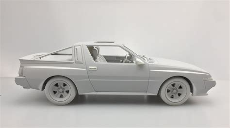 mitsubishi starion ls japanese nostalgic car dedicated to old japan