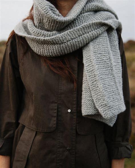 Modele Echarpe Tricot tricoter une 233 charpe 13 mod 232 les qui nous font craquer
