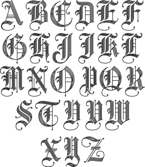 tattoo fonts letter c 1000 ideas about old english tattoo on pinterest script