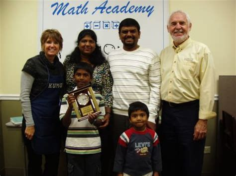 Kumon Garden Grove Ca Third Grader From Cary Conquers Calculus Breaks