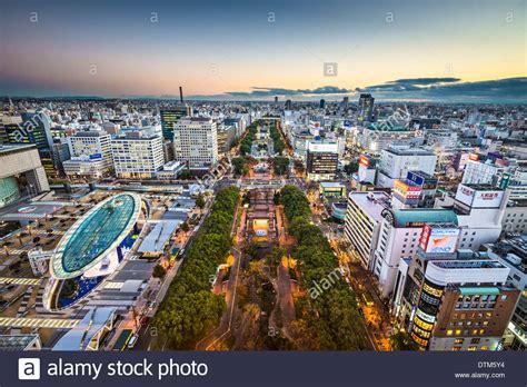 imagenes de nagoya japon aerial view of nagoya japan stock photo 66826568 alamy