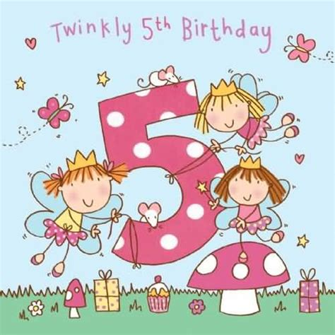 Happy Birthday Quotes For 5 Year Birthday Wishes For Girls Page 9 Nicewishes Com