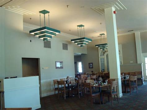 Mammoth Springs Hotel Dining Room by Note The Deco Light Fixtures Picture Of Mammoth
