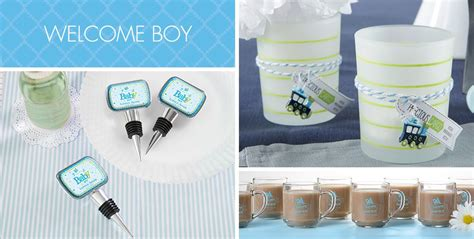 City Baby Shower Supplies by Welcome Baby Boy Baby Shower Supplies City
