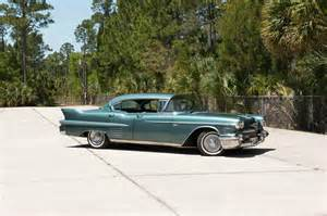 62 Cadillac Sedan 1958 Cadillac Series 62 Sedan Green 1958