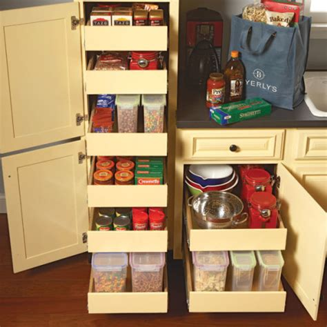 kitchen cabinet rollouts finding stylish and affordable kitchen storage cabinets