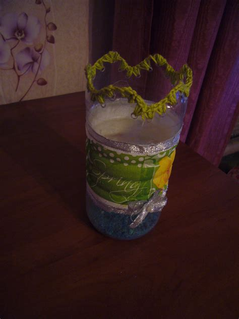 Decoupage Plastic Container - more decoupage ideas decoupage on plastic bottle