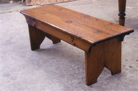 Farmhouse Table Bench