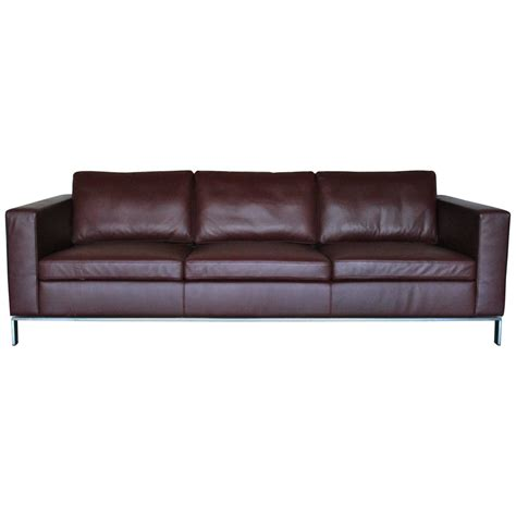 norman upholstery walter knoll foster 503 30 three seat sofa by sir norman